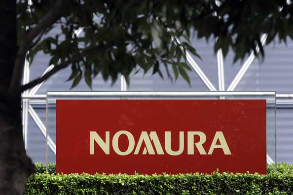 Nomura had stellar financial year until warning of potential losses: