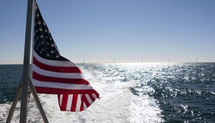 The U.S. announces plans to ramp up offshore wind capacity