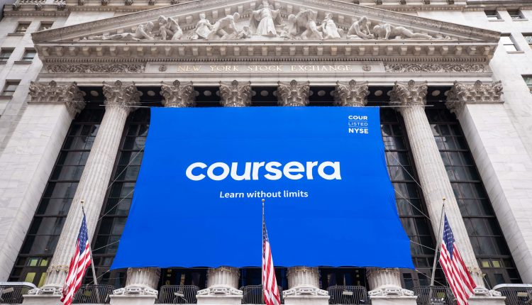 COUR begins trading on the NYSE