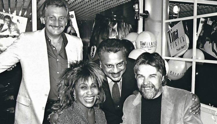 Bhaskar Menon, Who Turned Capitol Records Around, Dies at 86