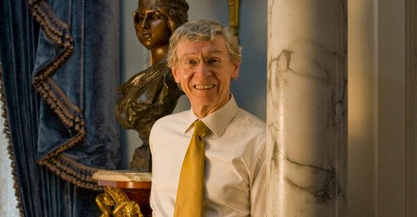 Richard H. Driehaus, Champion of Classic Architecture, Dies at 78