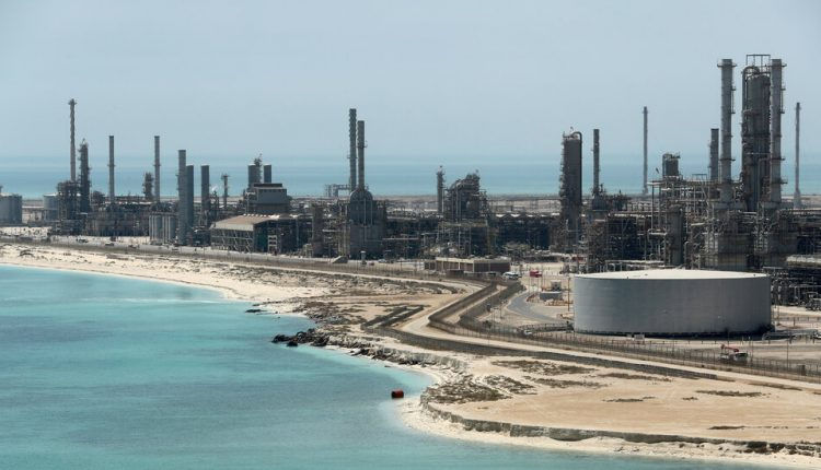 Saudi Aramco's Profit Fell 44 Percent in 2020