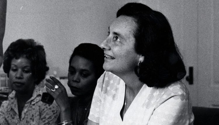 Carola Eisenberg Dies at 103; Helped Start Physicians for Human