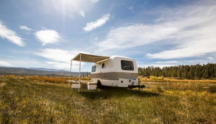 The Happier Camper Traveler Trailer Offers Flexibility for Life on