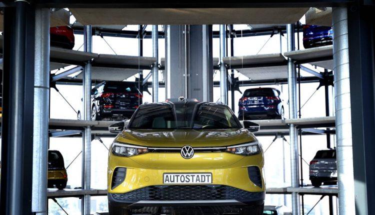 No, Volkswagen is not renaming itself Voltswagen.