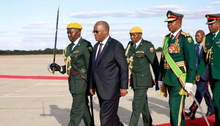 John Magufuli, Tanzania Leader Who Played Down Covid, Dies at
