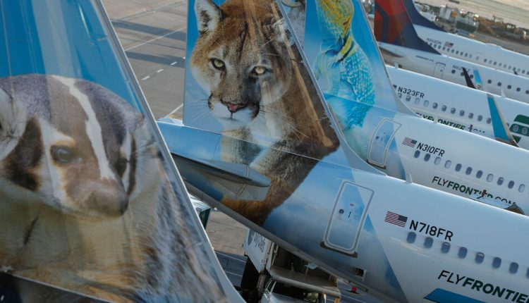 Frontier Airlines I.P.O. Signals a Travel Industry Recovery