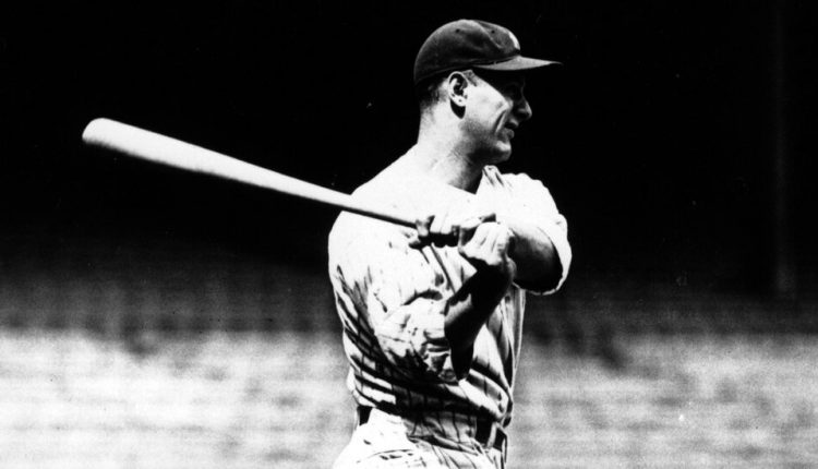 Bat Used by Lou Gehrig in 1938 Sells at Auction