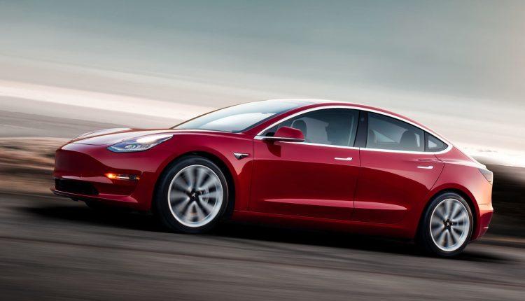 Tesla TSLA Q1 2021 vehicle production and delivery numbers