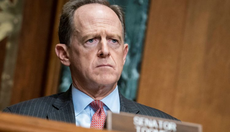 Sen. Toomey claims Fed overstepped on social issues