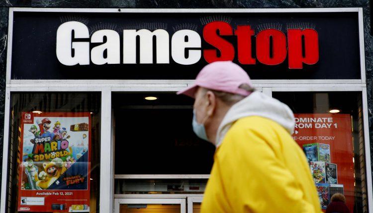 GameStop shares jump after the Reddit favorite raises $551 million