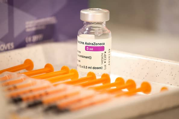 U.S. to share 60 million AstraZeneca doses with other countries