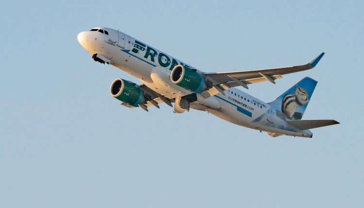 Frontier Airlines shares fall on first day of trading