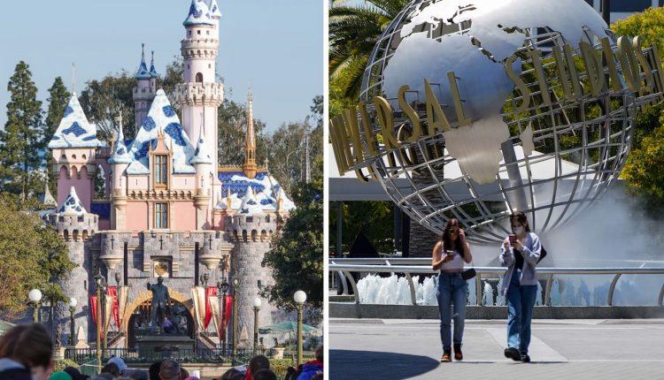 Disneyland, Universal Studios openings to boost Main Street businesses