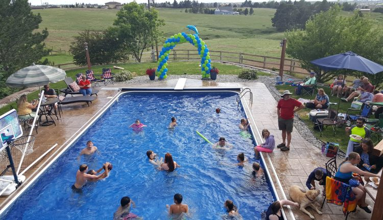 Renting out your pool for cash
