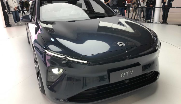 Chinese electric car makers target Europe as competition heats up
