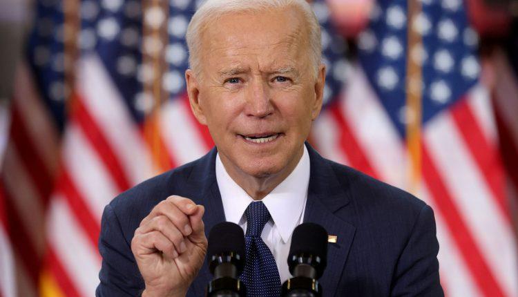 Biden job approval hits 53%, majority support infrastructure plan: NBC