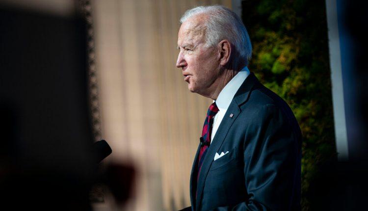 Biden Will Seek Tax Increase on Rich to Fund Child