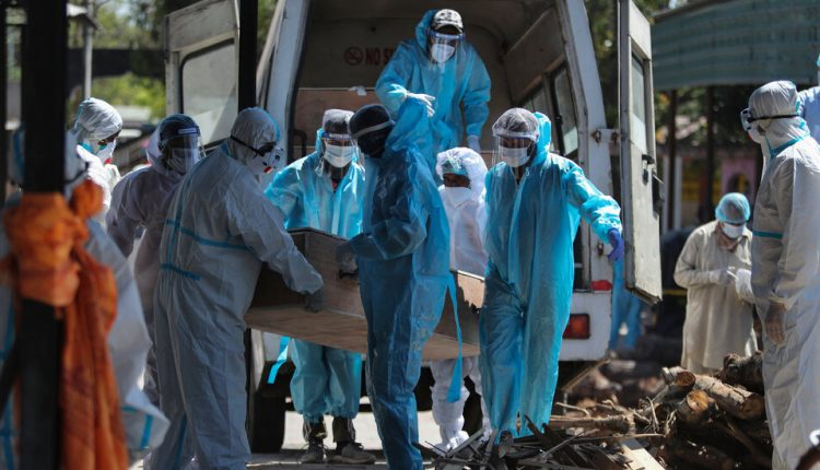 As Covid Outbreak Rages, India Orders Critical Social Media Posts