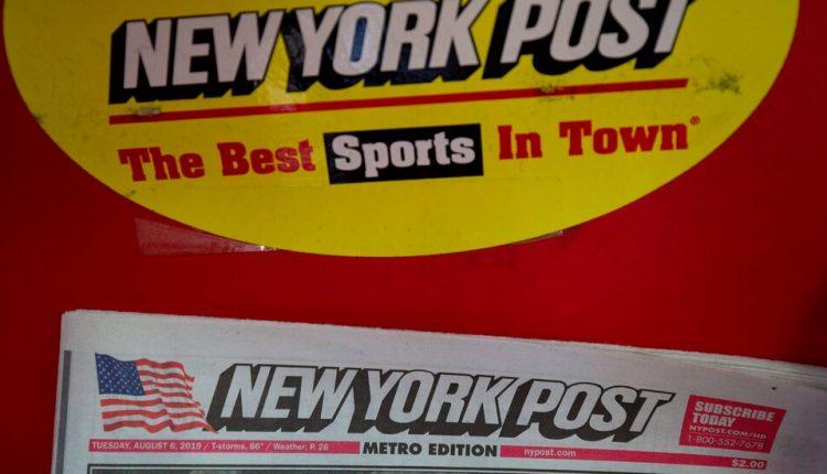 New York Post Reporter Who Wrote False Kamala Harris Story
