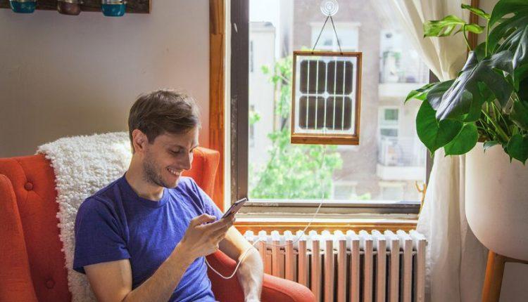 Grouphug's Window Solar Charger Is Changing Renewable Energy