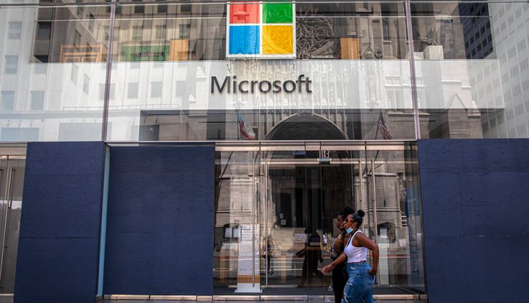 Microsoft reports strongest quarterly growth in years, as profit also