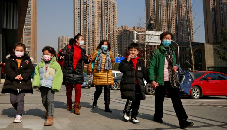 For China's Single Mothers, a Road to Recognition Paved With