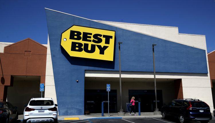 Best Buy (BBY) earnings Q1 2022 beats