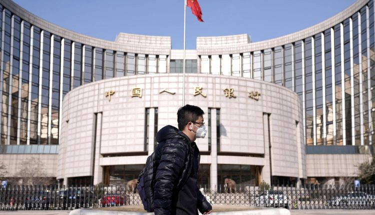 China is concerned about inflation – but it's not the