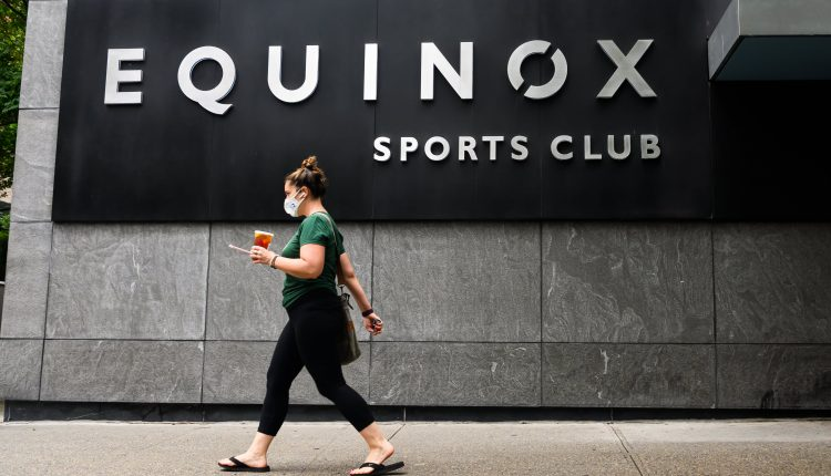 Equinox Group is in talks to go public via Chamath