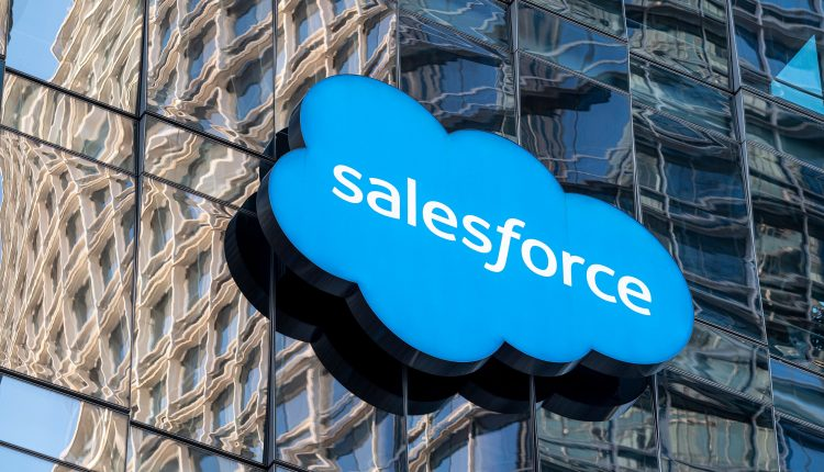Stocks making the biggest moves after hours: Salesforce, HP and