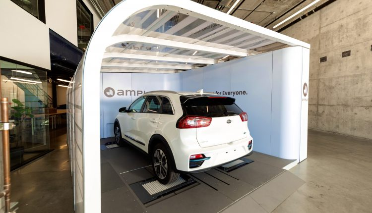 How Ample is bringing battery swapping to the U.S.