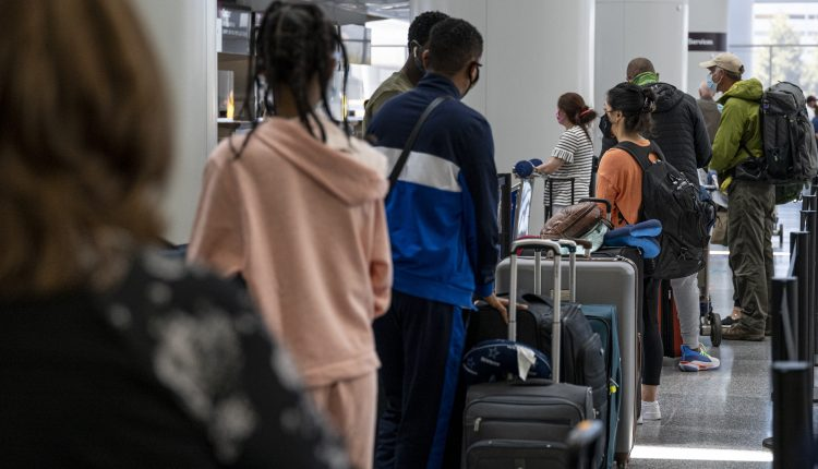 CDC still requires masks for air, train and bus travel,