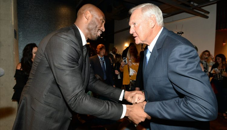 Jerry West reflects on the life and legacy of Kobe