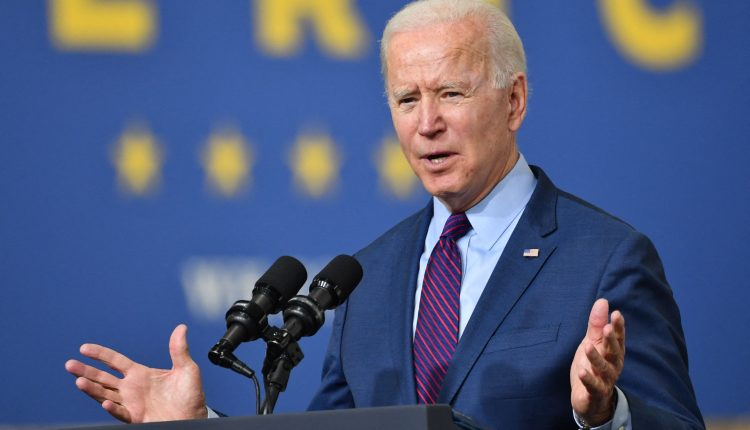 Biden tax plan calls for crackdown on wealthy who hide