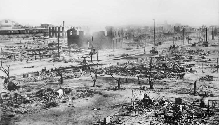 Black Wall Street was shattered 100 years ago. How Tulsa