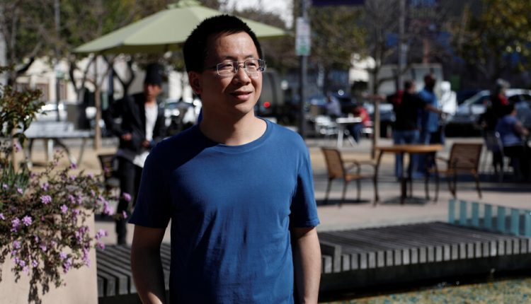 TikTok's Owner, ByteDance, Says C.E.O. Zhang Yiming Will Resign
