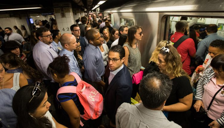 Subway Swabbers Find a Microbe Jungle and Thousands of New