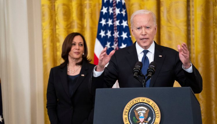 Biden to Propose $6 Trillion Budget to Boost Middle Class