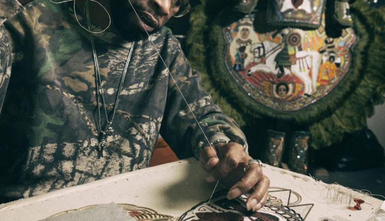Demond Melancon Is Rewriting Contemporary Art Through Beads
