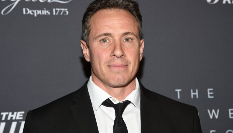 Chris Cuomo Advised Gov. Andrew Cuomo After Sexual Harassment Allegations