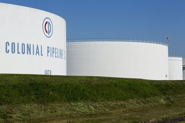 Fuel Prices Rise After Oil Pipeline Is Hacked: Live Business