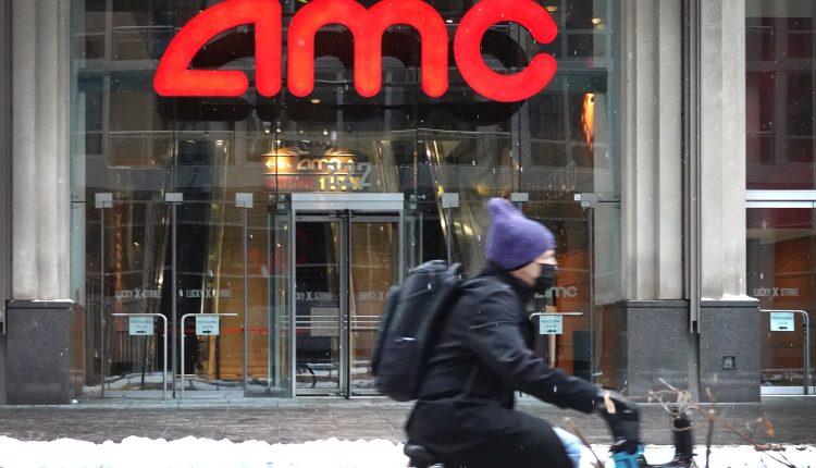 AMC insider selling picks up as meme stock rises amid