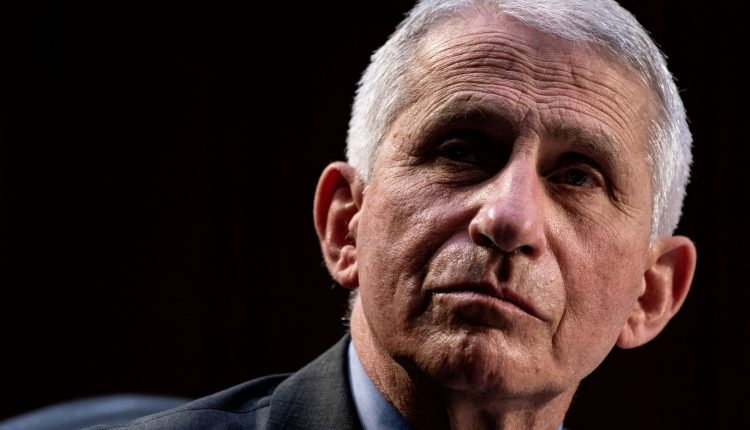 Fauci's 2,000 emails a day show how little U.S. officials