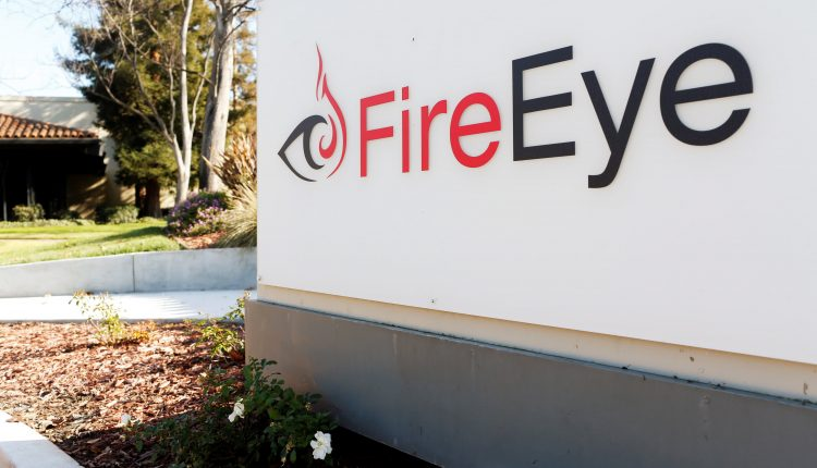 FireEye selling products business and name for $1.2 billion
