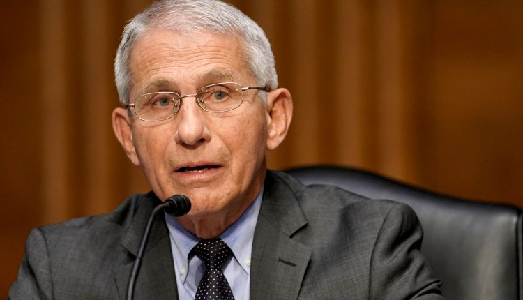 Fauci says delta accounts for 20% of new cases in