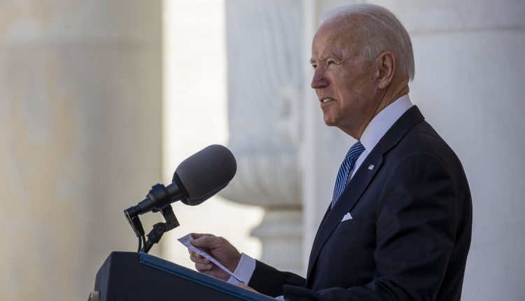 Biden's proposed 39.6% top tax rate would apply at these