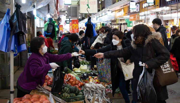 South Korea on Covid-19 herd immunity and travel bubble programs