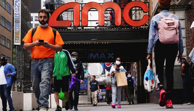 AMC stock jumps 10% as retail-fueled rally stretches to another