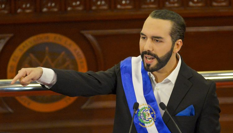 El Salvador looks to become the first country to adopt